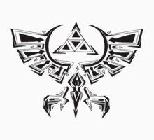 Triforce Design  by dadaju