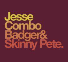 Jesse's Crew. by VanHogTrio
