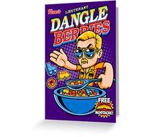 Dangle Berries Greeting Card