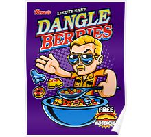 Dangle Berries Poster