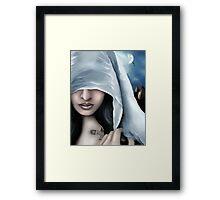 Celtic Hermit Framed Print