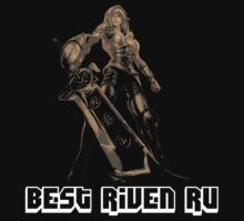 Best Riven RU by nowtfancy