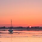 Heybridge Basin Essex  UK by James  Key