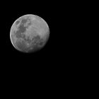 Waxing Gibbous by Sandra Chung