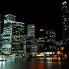 brisbane, queensland, australia by gary roberts