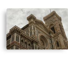 Basilica Santa Maria del Fiore, Florence, Italy Canvas Print