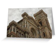 Basilica Santa Maria del Fiore, Florence, Italy Greeting Card