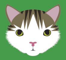 Tabby Cat Kids Clothes