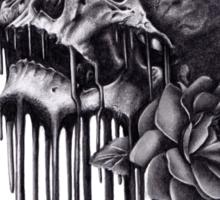 Skulls 'n' Roses Sticker