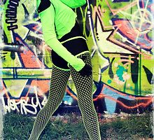 Neon Green fashion by twistedfashion