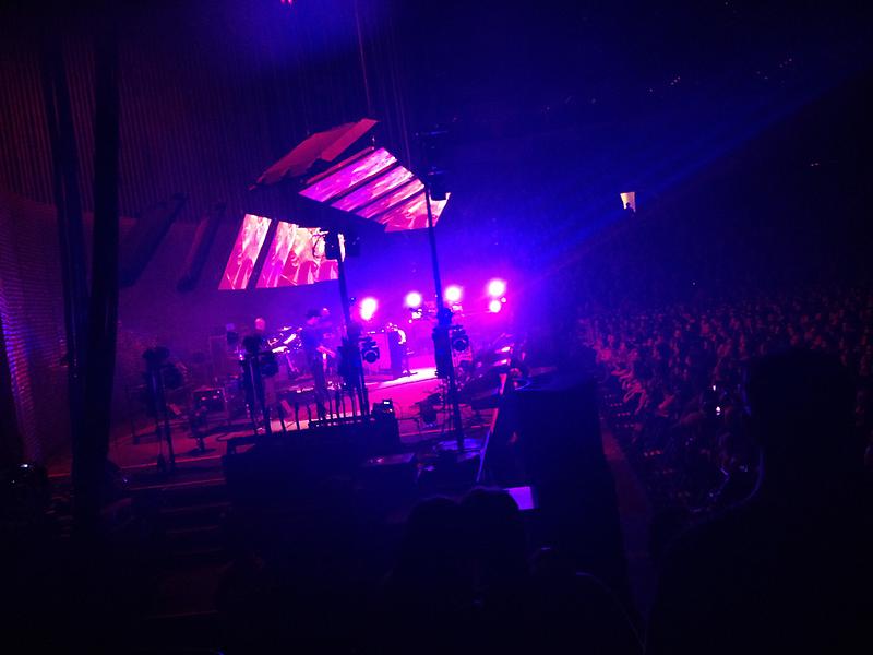 Radiohead Live St. Louis  by FrankDillinger
