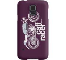 Norvin Caff Racer Samsung Galaxy Case/Skin