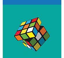 Rubix Cube by threeblackdots