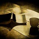 A break from reading by Carlos Restrepo