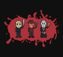 Super Horror Bros. (With Blood) by vgjunk