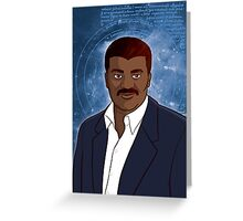 Tyson Greeting Card