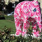 'Beauty in Pink' - Elephant Parade by bubblehex08