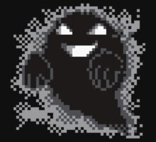 Lavender Town Ghost by Flaaffy