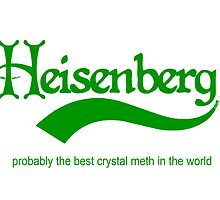 Heisenberg by mouseman