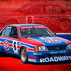 STP Commodore by Stuart Row
