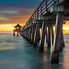 Endless Pier by BradKphoto