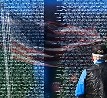 Viet Nam Wall of Honor by canonman7D