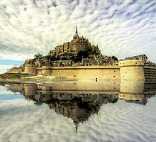 Mont St Michel by Rob Hawkins