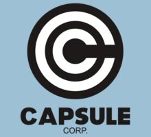 Capsule Corp. Kids Clothes