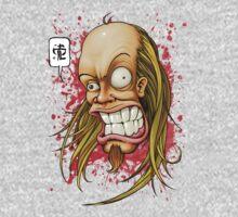 Devin Townsend SYL - blood splatter by VanHogTrio