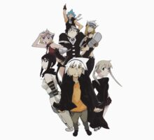 Soul Eater - Group by OkaNieba
