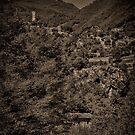 Castello di Comano by Nigel Fletcher-Jones