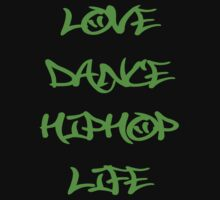 Love Hiphop by Michelle Shoosmith