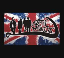 Arctic Monkeys UK by Dream-life