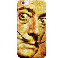 Dali's Eyes iPhone Case/Skin