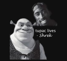 Tupac Lives Kids Clothes