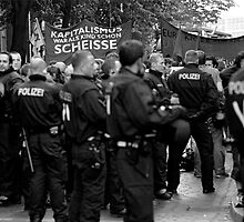 May Day Demo, Berlin 2009 by Michel Meijer