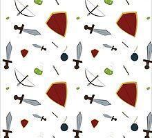 Adventure Pattern by SVaeth