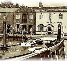 Fradley Juction by mhfore