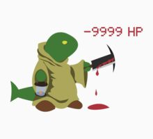 Tonberry! 9999 DAMAGE!!! (Final Fantasy) by PixelStampede