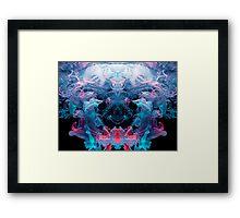 Alien Emperor Framed Print