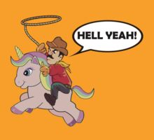 Hell Yeah Cowboy by tnoteman557