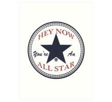 Smash Mouth - All Star Art Print