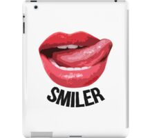 Smiler iPad Case/Skin