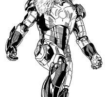 Iron Ellie by nabila  rouabah