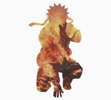 Naruto Uzumaki. (Fire Element) by Studio Ronin