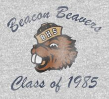 Beacon Beavers Class of 1985 (Teen Wolf) by bittercreek
