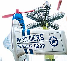 Toy Soldiers Plane by FelipeLodi