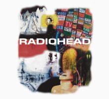 Radiohead - All albumns by stansbury