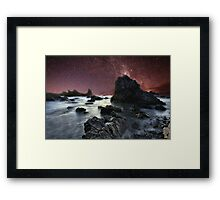 Wonders of the Night Framed Print