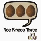 Introducing Toe Knees Advisory by KISSmyBLAKarts